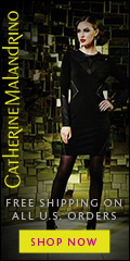 Special Discount at Catherine Malandrino
