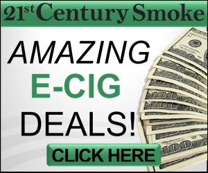 Amazing E-Cig Deals