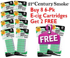 Buy 8 + Get 2 FREE 6 Pk Refill Menthol 1.6% – 60 Total