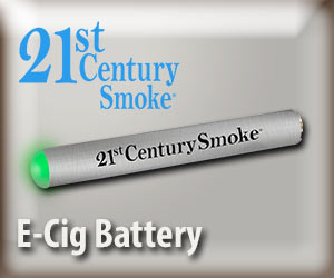 21st Century Smoke E-Cig Battery