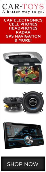 Car Toys 160x600