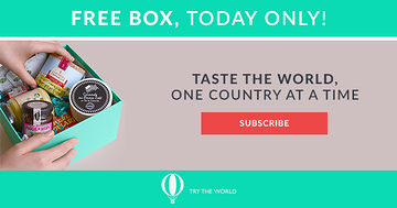 Try The World - Japan box - Monthly Subscription Boxes.