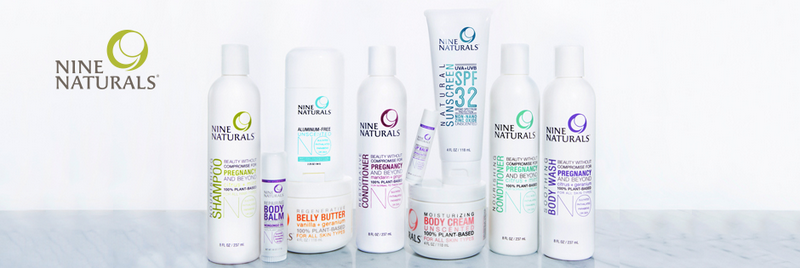 Nine Naturals Natural Safe Pregnancy Products