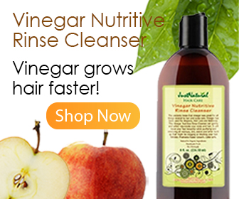 Vinegar Has Been Used For Decades To Stop Hair Loss & Grow New Hair!