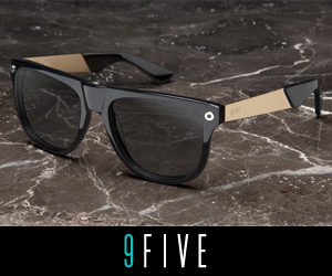 Glasses from 9FIVE KLS 2