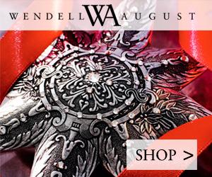 Wendell August banner