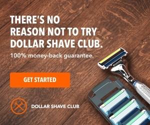 Dollar Shave Club 8