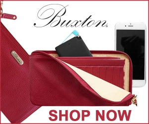 Save on Buxton Ladies Wallets