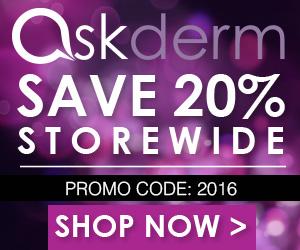 Shop Askderm.com & save 20% Storewide today!