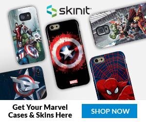 SkinIt - Marvel