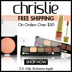 Get Free Shipping on orders of $50 or more at Chrislie.com
