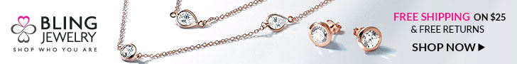 Free Shipping On Orders $25+ & Free Returns In The US at BlingJewelry.com