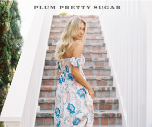 Plum Pretty Sugar- The Dress Shop