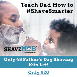 ShaveMob - $20 Fathers Day Shave Kit - 250x250