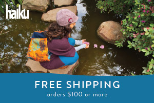 Haiku Bags - Free Shipping on Orders $100 or More!
