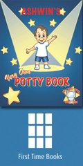 Personalized Potty Book