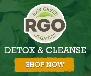 Shop Raw Green Organics