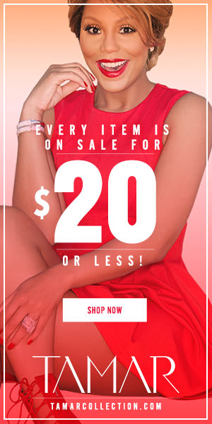 Everything Item For Only $20 at Tamarcollection.com
