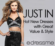 Get Your Prom Dress At E Dress Me Today!