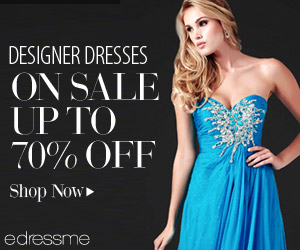 Designer Dresses on Sale up to 70% off