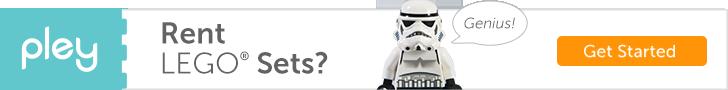 Pley | Rent LEGO ® Sets