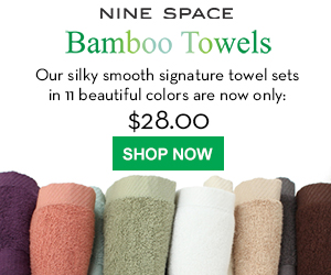 Bamboo Towels Nine Space