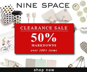 Nine Space Clearance Sale