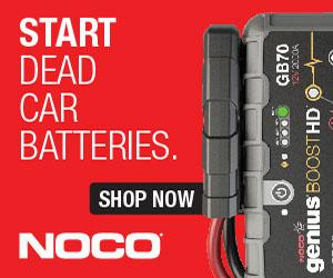 NOCO� Genius Boost UltraSafe Lithium Jump Starter