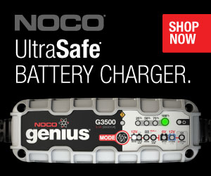NOCO® Genius Smart Multipurpose Battery Charger