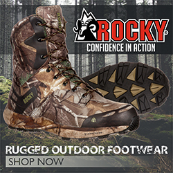Free Shipping on All Rocky Boots Orders