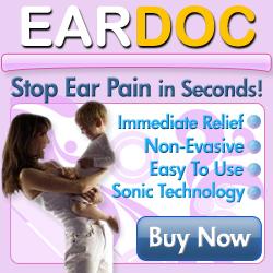 Eardoc - Stop ear pain in seconds!