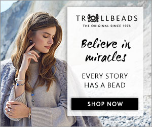 Nostalgia Winter Collection Available now! Trollbeads.com