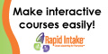 Rapid Intake - Open eLearning for Everyone