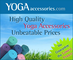 High quality yoga accessories!