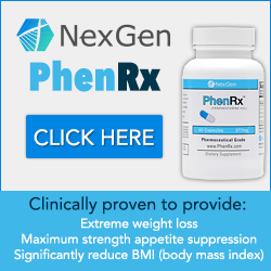 Dieet aid from PhenRx - The next generation of weight loss has arrrived!
