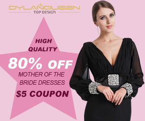 80% off Mother of The Bride Dresses