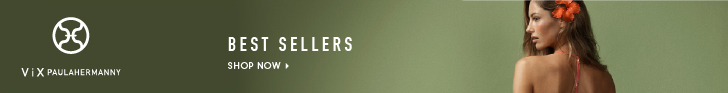On Cloud Nine in Our Cloud Scales Swimwear - exclusively at ViX Swimwear!