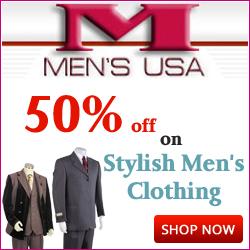 Stylish Men's Clothing