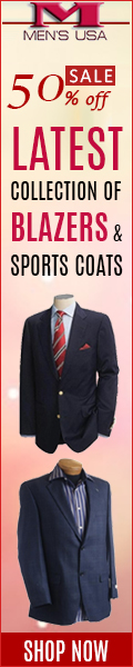 Men's USA - Blazers & Sports Coats