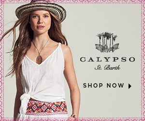 Shop New Arrivals at Calypso St. Barth!