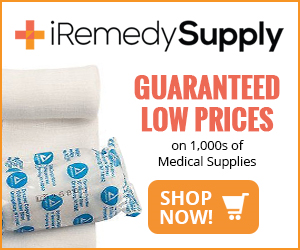 Guaranteed Low Prices at iRemedySupply.com! Click Here!