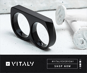 Check out our bold, redefined & contemporary jewelry. #VitalyEveryday