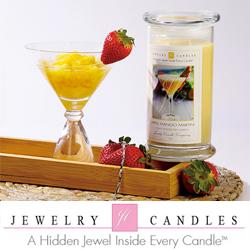 JewelryCandles.com - A Hidden Jewel Inside Every Candle!