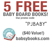 Free Baby Board Books!