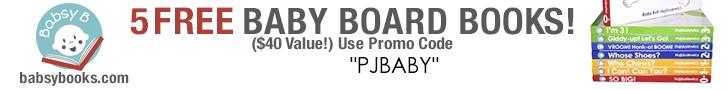 Free Babsy Board Books!