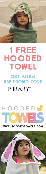Free Hooded Towels or $35 Gift Card!
