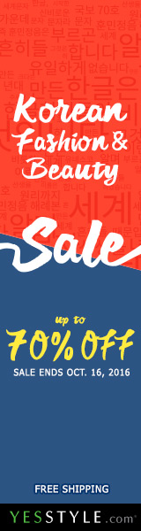 Korean Fashion & Beauty Up to 70% off