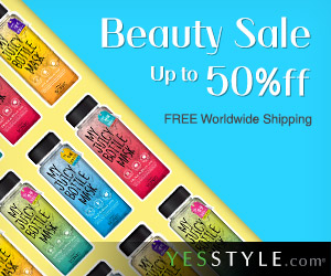 Korean Beauty Sale Up to 50% off