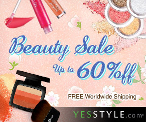 Up to 60% off Beauty Sale
