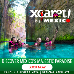 Xcaret 250x250 Cancun Attraction Travel